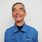 嶋田講師(技術担当 ものつくり大学講師兼任 平成18年『現代の名工』選出)